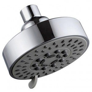 luci five function chrome showerhead b015h30fv8