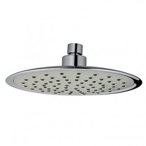 luci rain shower contemporary rainfall a grade abs chrome b015h2ykv0