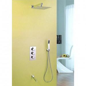 wckdjb 2 inch construction in wall mounted-showerhead b015dmlqde