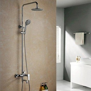 wckdjb contemporary single handle showerhead b015dmns12