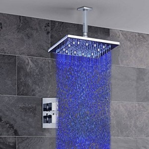wckggd thermostatic 8 inch ceiling mount led rain shower b015dmmtc6