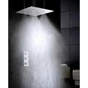 xzl 20 inch thermostatic mixer valve showerhead b015h89d3o
