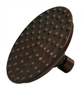 jones stephens plumbest rain style round showerhead s01 89rb 8 inch
