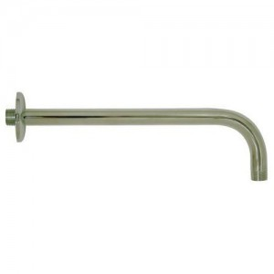 elements of design 12 inch rain drop shower arm dk1128