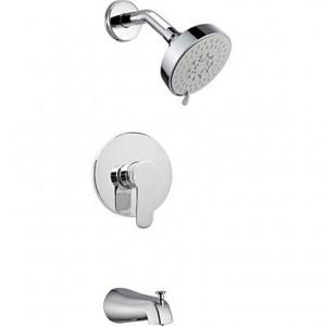 iris shower faucets 4 13 inch wall mount showerhead b00v0fg1wa