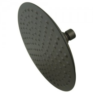 kingston brass 8 inch trimscape showerscape round shower head k136a5