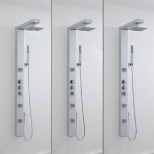 Hudson Reed Thermostatic Shower Panel UFG-AS391