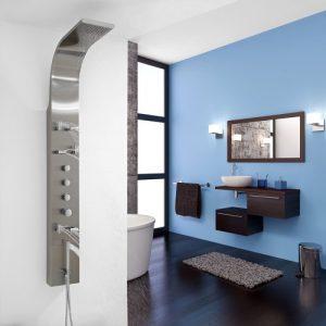 Hudson Reed Thermostatic Shower Panel UFG-ML711