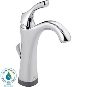 Delta Faucet 2592-MPU-DST Bathroom Faucet in Chrome