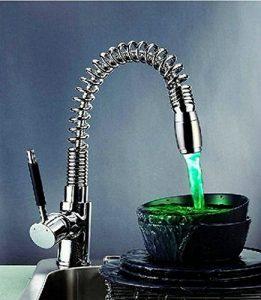 Detroit Bathware Yl-4800 Yanksmart LED Faucet