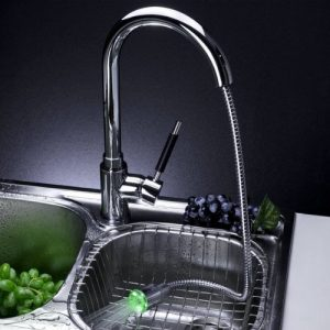 Detroit Bathware Yl-51225 LED Spray Faucet