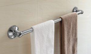 "HotelSpa AquaCare 24"" towel Bar series Insta-mount"